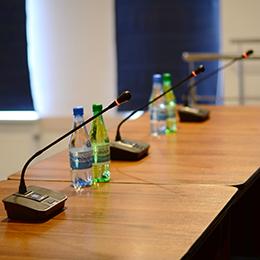 2 конференц-зала на 36 и 110 мест