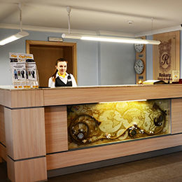 Отель уровня 3* в Севастополе