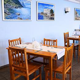 Блюда европейской и черноморской кухни