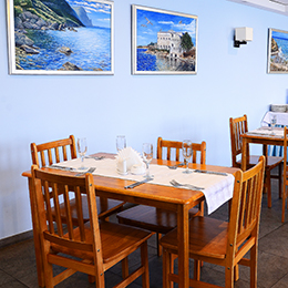 European and Black Sea cuisine